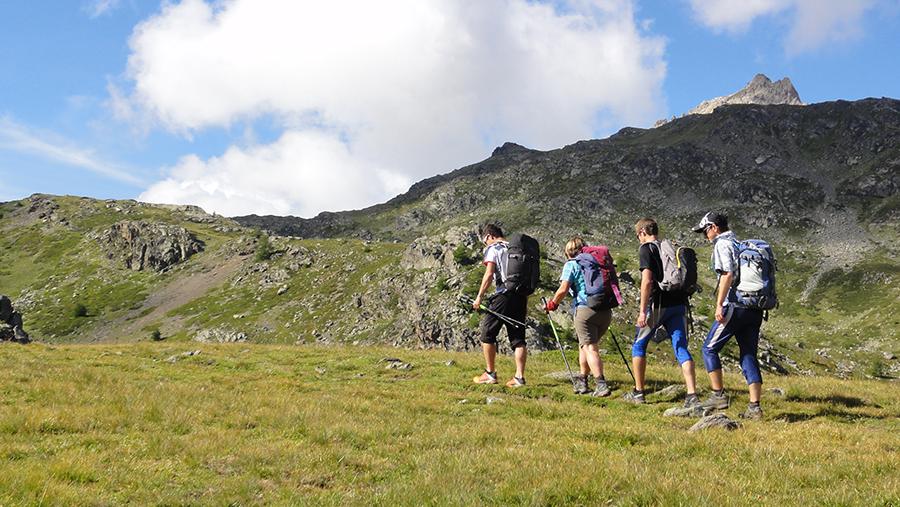 Séjour randonnée en montagne