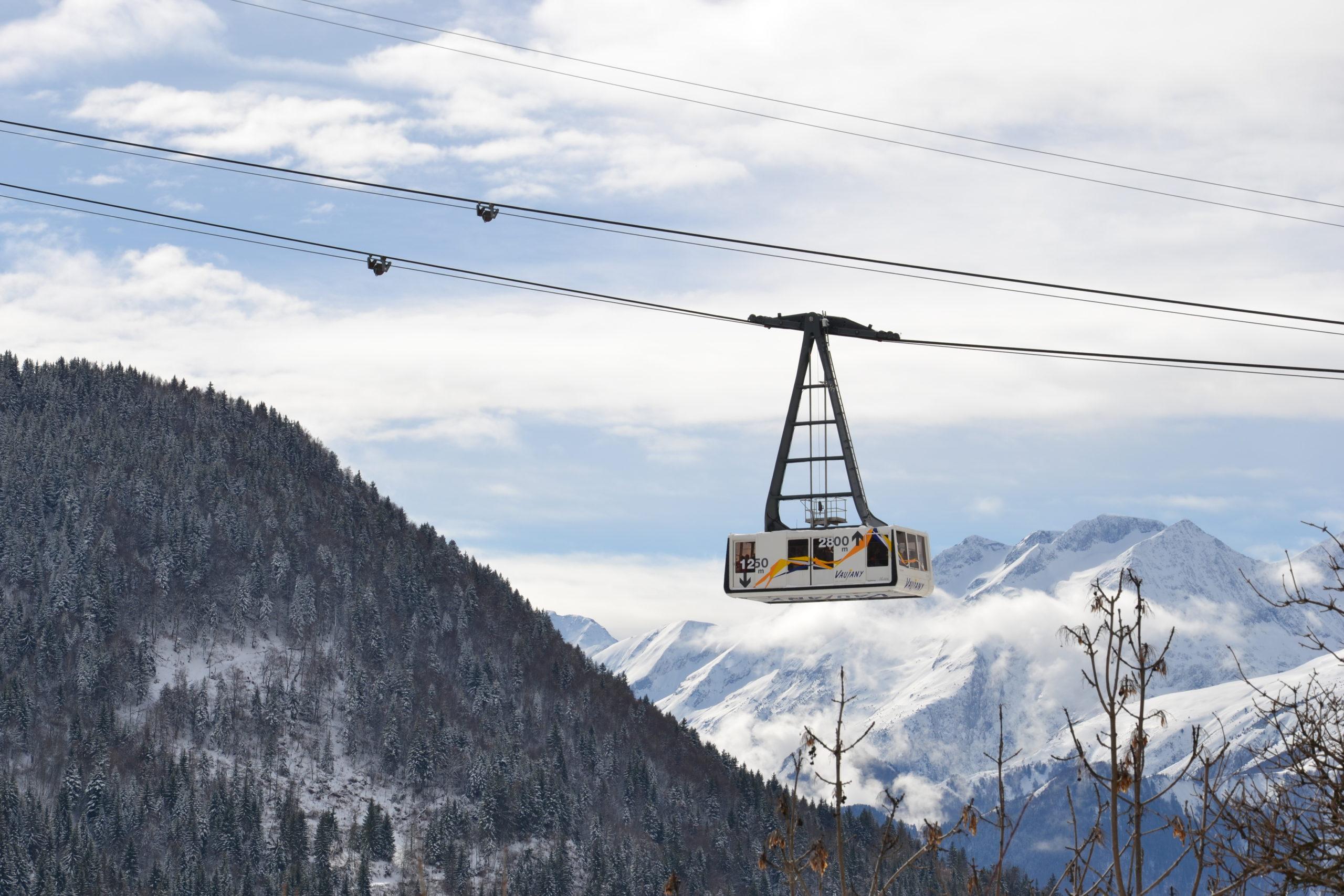 Destination Alpes HIVER - Vaujany Oz