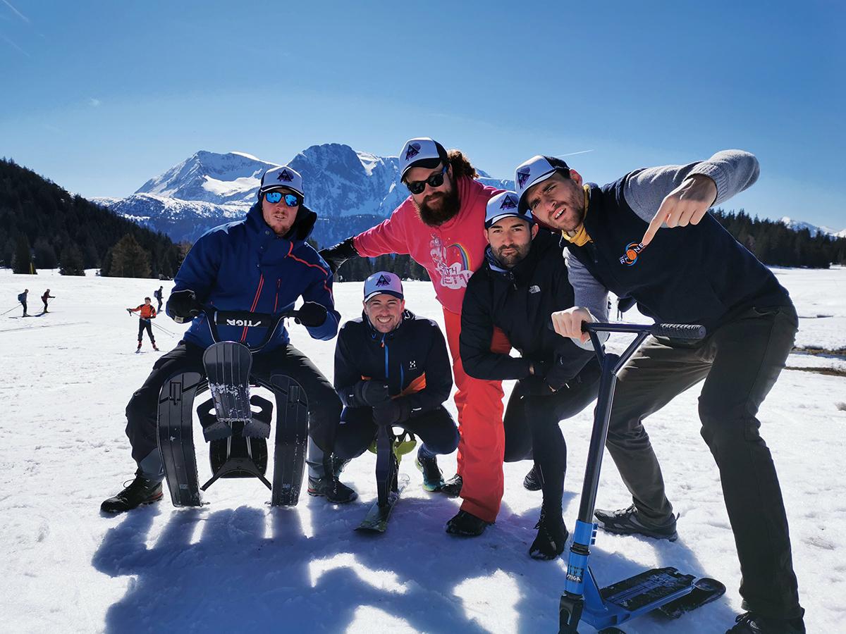 EVJF - EVG en montagne Grenoble