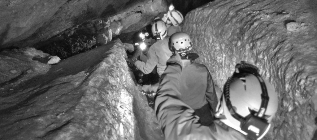 Séminaire insolite fondue sous terre en Savoie