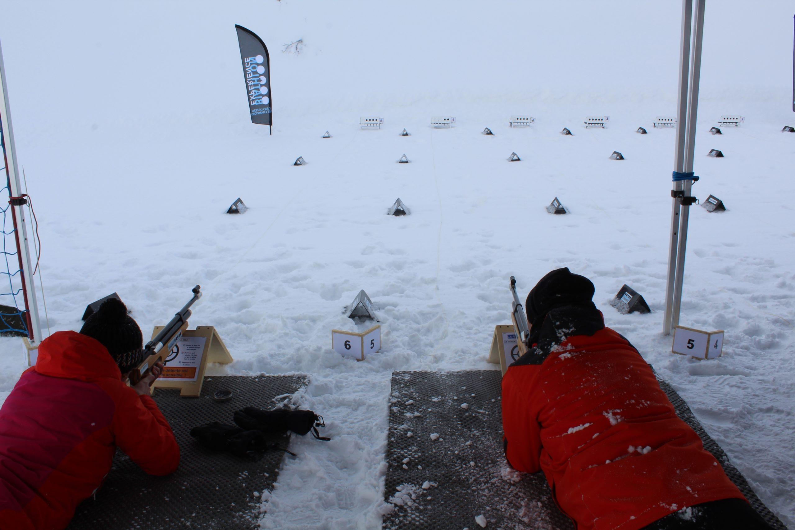 biathlon Séminaire Hiver